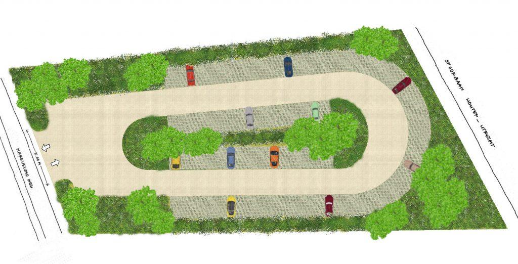 Plattegrond maken terrein onderdelen voor auto for Plattegrond van je huis maken